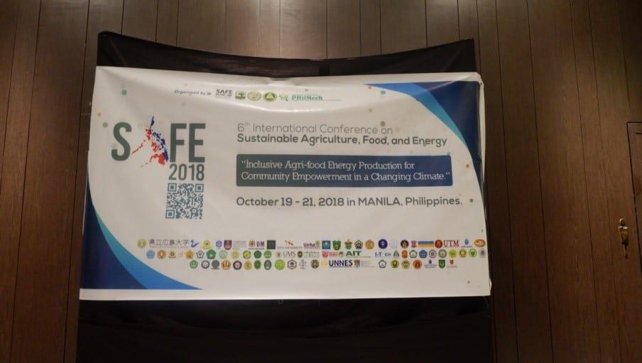 Konferensi Internasional SAFE#8