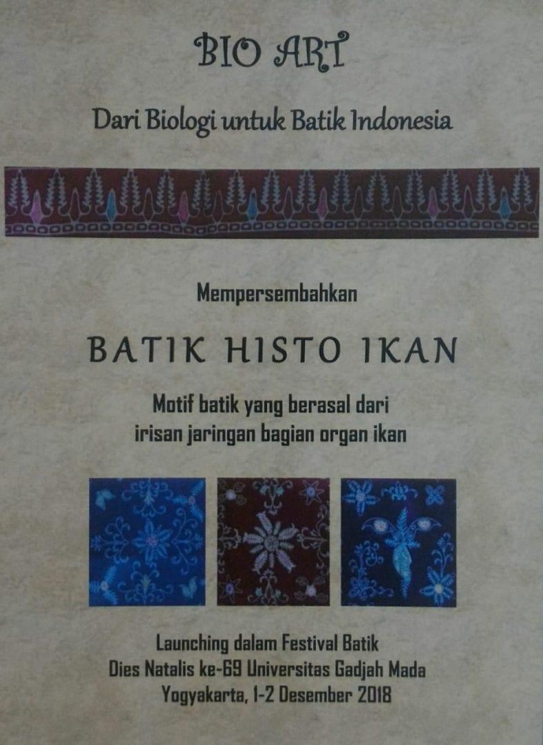 Batik Histo Ikan
