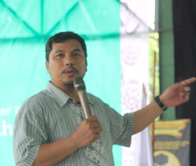 Dr. Arief Budi Witarto, M.Eng. (Direktur Sumbawa Techno Park)