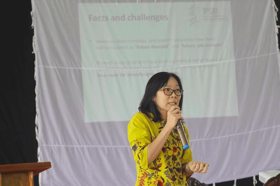 Dr.rer.nat. Maria Goretti M. Purwanto (IPSBI/UBAYA)